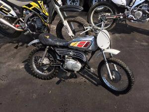 yamaha gt80  minibike