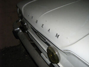 1961 SUNBEAM IMP MARK 2