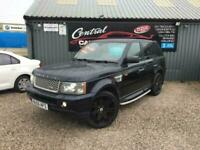 RANGE ROVER SPORT 2.7 TDV6 HSE (188BHP) AUTOMATIC/TIPTRONIC FINANCE & PX WELCOME
