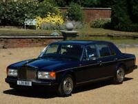 1995 ROLLS-ROYCE SILVER SPIRIT 6.8 III SALOON 4D 6750CC AUTO