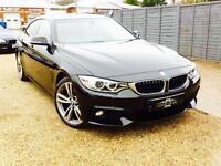 2014 14 BMW 4 SERIES 2.0 428I M SPORT GRAN COUPE 4D AUTO