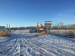 For Sale - 3.14 AC of Serviced Industrial Land