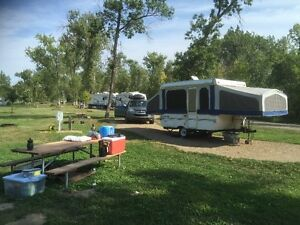 ***Offering Tent Trailer to rent for CANADA DAY WEEKEND***