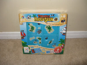 Brand New Board Games for Kids and the Whole Family lot of 6