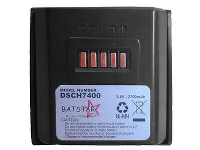 Akku für Honeywell / HHP Dolphin 7300/7400/7450 Datenscanner.