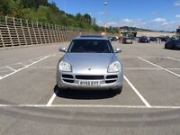 Porsche Cayenne 3.2 Auto tip S 55 plate cheap tax xenons heated leather Bose turbo high spec