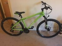 M-Trax Raleigh Mountain bike **reduced to 250**