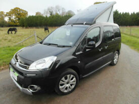 Citroen Berlingo Chappel Motorhomes - Pop Top - End Kitchen