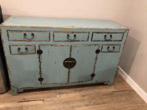 Antique Buffet Custom