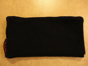 Brand new Tim Hortons black cable knit neck warmer London Ontario image 1