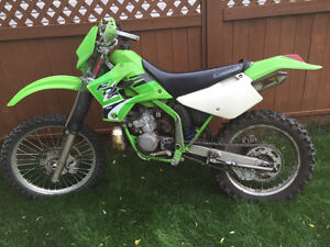 KDX 220 looking for trades street enduro or trials