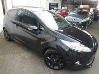 Ford Fiesta METAL (panther black) 2012