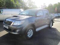 2012 12 TOYOTA HI-LUX HL3 4WD 2.5 144PS DIESEL