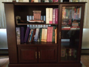 Bookcase/ Display case/ TV stand   BEST OFFER