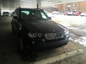 2007 BMW X3 3.0si SUV, Crossover Firm