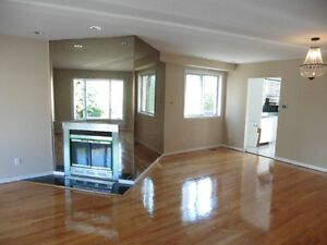 "Renovated 3 bedrooms on 2 floors/fireplace/garage - Brossard ""R"""