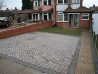 Block paving, Driveways, Patios, Slabbing, Fencing, Builder, Tiling, Bathrooms, Kitchens