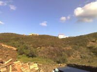 Land near Monte Rei golf resort in Galharda, Algarve