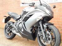 KAWASAKI ER6-F MOTORCYCLE