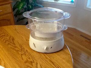 Vegetable/Rice Steamer.
