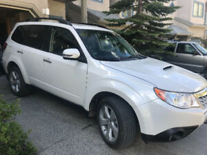 2012 Subaru ForesterXT 2.5L Turbo