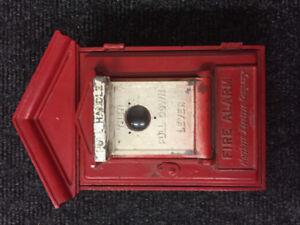 Northern Electric fire alarm box