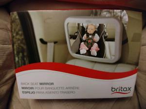 Back seat miror new-neuf Britax