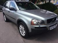 Volvo XC90 2.4 geartronic 2004MY D5 SE COMPLETE WITH M.O.T HPI CLEAR