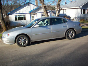 2007 Buick Allure cxl Sedan