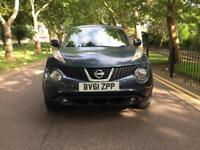 Nissan Juke 1.6 Tekna 2011 - Hpi Clear - Low Miles - Leather seats - Sat Nav