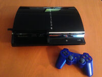 PS3 60Gb Rétro-compatible PS3 60Gb Backward compatible CECHA01