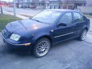 2004 Volkswagen Jetta Part Out