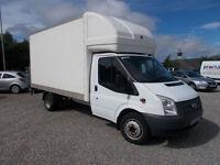 2012 Ford Transit Luton 2.2TDCi ( 125PS ) ( EU5 ) ( RWD ) 350EF 350 EF