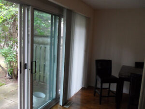 Master bedroom with patio for rent, Morningside, Scarborough
