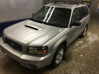Subaru Forester XT - Winter tires Included!