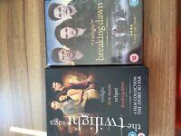 Twilight Saga 1-5