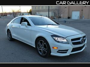 2013 Mercedes Benz CLS-Class CLS550 4MATIC AMG PACK w/Leather, S