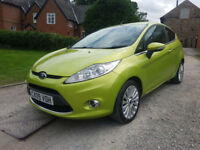 2009 FORD FIESTA 1.6 TDCI TITANIUM - TWO LADY OWNERS - STUNNING EXAMPLE