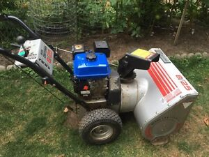 Sears Craftsman Snowblower Powerfist 6.5 HP Engine Snow Machine