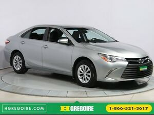 2016 Toyota Camry LE AUTO A/C GR ELECT BLUETOOTH CAM.RECUL
