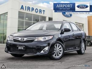2012 Toyota Camry XLE Sedan with only 79,132 kms