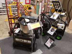 Boss Global High-Pressure Power Washer - $4995 or Lease-to-Own!