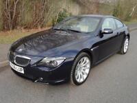 2006 BMW 6 Series 3.0 630i Sport Auto 2dr