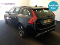 2015 VOLVO V60 D2 [120] R DESIGN 5dr Estate