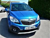 VAUXHALL 1.4cc MOKKA TURBO 4X4 EXCLUSIVE 6 SPPED MANUAL (31,000 MILES)