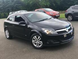 Vauxhall/ Astra sxi coupe 2008