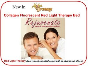 $ 49 Unlimited Monthly, Red Light Therapy at Aloha Bronzage