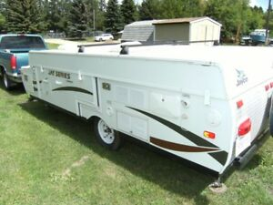 TENT TRAILER BY JAYCO