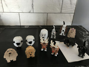 Wooden Animals Small Handcrafted