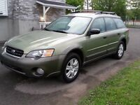 2005 Subaru Outback    2700$ negociable